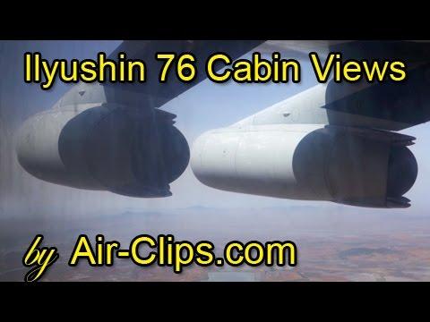 The Ilyushin Il-76 (NATO reporting...