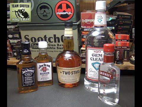 15 Uses for Liquor During SHFT