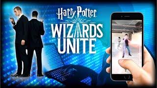 Novo Sistema de Segurança no Harry Potter Wizards Unite & Pokémon GO by Pokémon GO Gameplay