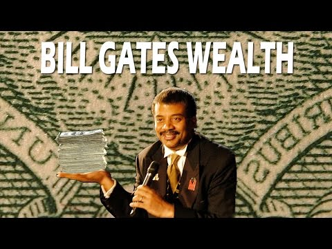 Kakšna vsota denarja mora ležati na cesti, da ga pobere Bill Gates