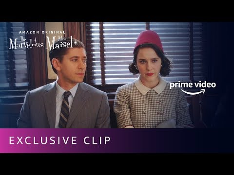 The Maisel Marriage Ends in Divorce Court | Prime Video