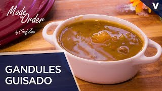 Guandules Guisado | Stewed Pigeon Peas | Dominican Recipes | Made To Order | Chef Zee Cooks