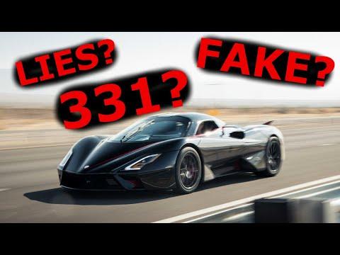 Was SSC Tuatara 331 MPH Run A LIE?! *NEW INFO*