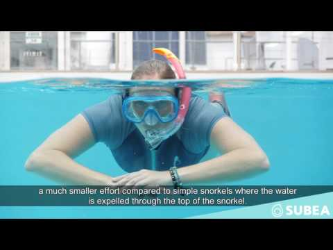 How to use snorkel with purge valve ?