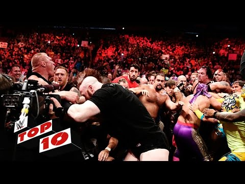 Download Top 10 Raw moments: WWE Top 10, July 20, 2015 HD Mp4 3GP Video and MP3