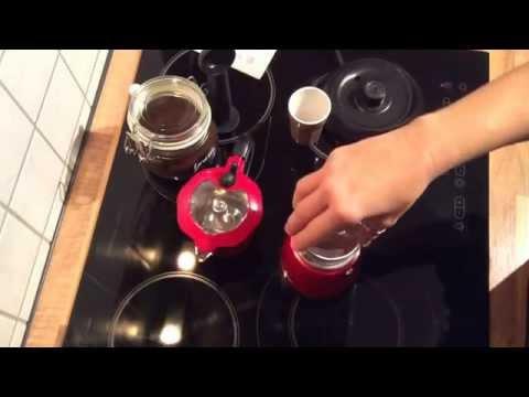 bestron - Viva Italia - Espressomaker elektrischer Espressokocher