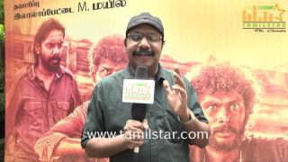 Music Director Chandra Boss at Tamil Selvanum Kalai Selviyum Team Interview