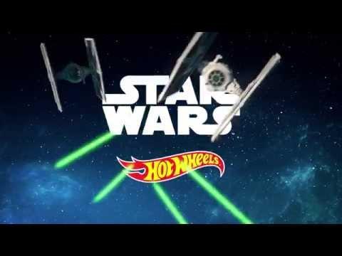 Игровой набор Hot Wheels «Звездные войны» серии Star Wars в асс. (CGN33)
