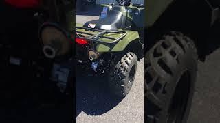 10. 2018 Suzuki KingQuad 400 FSi