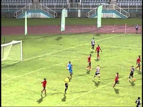 Central FC (4)(1-1)(3) Point Fortin Civic