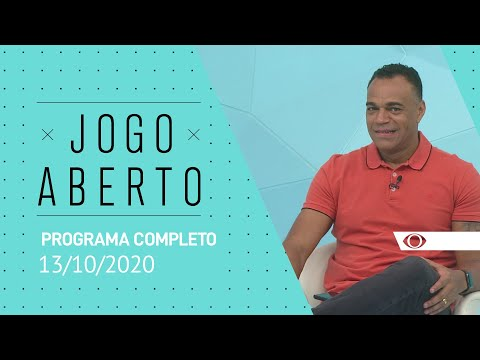 JOGO ABERTO - 13/10/2020 - PROGRAMA COMPLETO