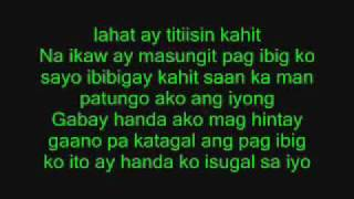 Download Lagu Sino Ba Naman Ako Lyrics (rap) Mp3