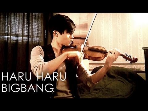 Haru Haru 하루하루 Violin Cover - BIGBANG 빅뱅 - D. Jang
