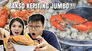 Video PUAS!! BAKSO SEAFOOD PAKE KEPITING RAKSASA !! MP3, 3GP, MP4, WEBM, AVI, FLV Juni 2019