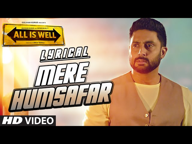 Mere Humsafar Full AUDIO Song Mithoon, Tulsi Kumar All