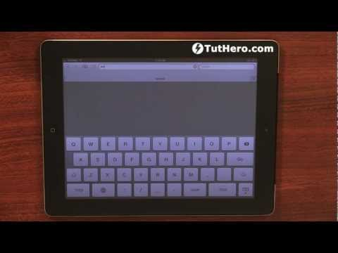 clear for ipad tutorial - http://www.TutHero.com - This video will show you how you can protect your privacy in case you don't want people checking the sites that you are navigating o...