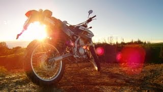 7. 2013 Kawasaki KLX250s Bike Reveal
