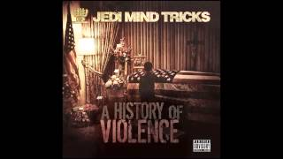"Jedi Mind Tricks (Vinnie Paz + Stoupe + Jus Allah) - ""Terror"" feat. Demoz  [Official Audio]"