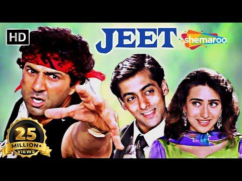 Jeet | Salman Khan Movie | Sunny Deol Action | Karisma Kapoor | Bollywood Romantic Movie