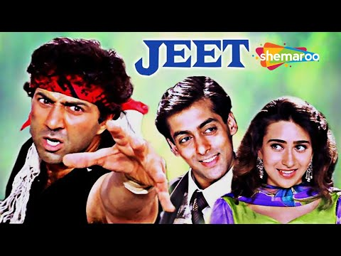Jeet Hini Full Movie - Salman Khan - Sunny Deol - Karisma Kapoor - Bollywood Romantic Movie