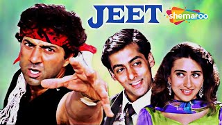 Download Lagu Jeet Hini Full Movie - Salman Khan - Sunny Deol - Karisma Kapoor - Bollywood Romantic Movie Mp3
