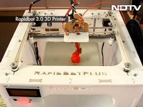 Gadget Guru review: Rapidbot 3.0 3D printer