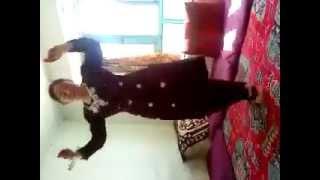 Afghani Girl Dance On Pashto Song - Home Video