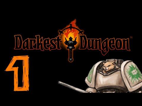 геймплей Darkest Dungeon