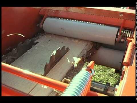 Wood-Mizer EG200 Twin Blade Board Edger (видео)