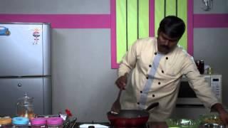 Chicken Manchurian (tamil)