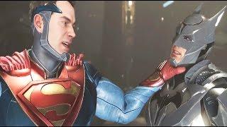 Video INJUSTICE 2 Both Endings (Good Ending/Bad Ending) - Batman vs Superman SIDE ENDINGS MP3, 3GP, MP4, WEBM, AVI, FLV Desember 2017