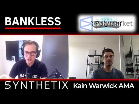 Bankless Livestream AMA with @kaiynne, Founder of @synthetix_io