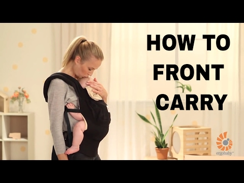 Ergo Original Baby Carrier (Teal)