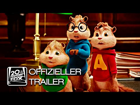 Alvin und die Chipmunks: Road Chip | Trailer 3