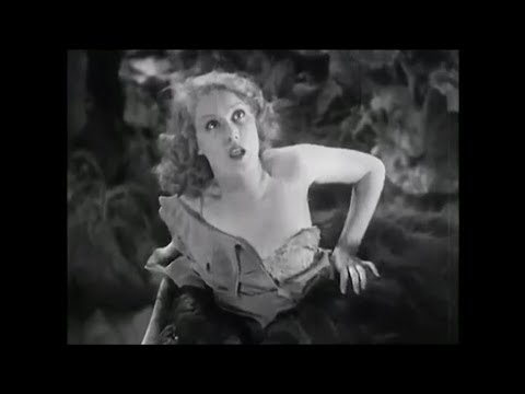 Kong Undresses Ann In (censored!) Scene From King Kong (1933)