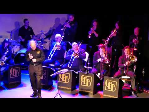 I Only Have Eyes For You - Calderdale Big Band