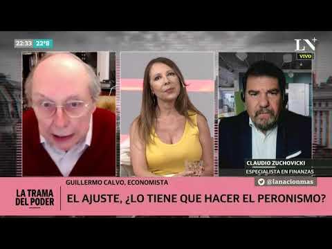"""Guillermo Calvo: """"La Argentina está en una situación terminal, nunca la he visto tan mal"""""""
