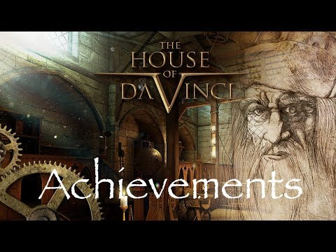The House Of Da Vinci - All Achievements