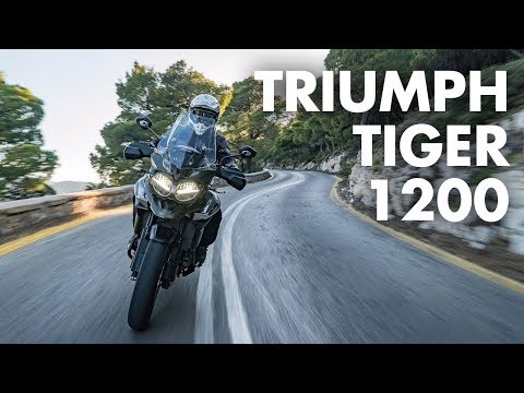 Triumph Tiger 1200 ( English Subtitles)