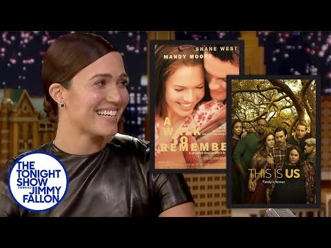 "Mandy Moore Plays the ""This Is Us"" or ""A Walk to Remember"" Quiz"
