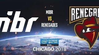 MIBR vs Renegades - IEM Chicago 2018 - bo1 - de_inferno [CrystalMay & Smile]