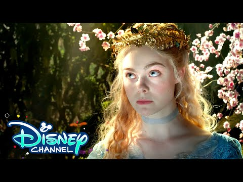 Bridge Between Two Worlds | Maleficient : Mistress of Evil | Disney Channel