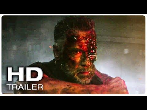 TERMINATOR 6 DARK FATE All Movie Clips + Trailer (2019)