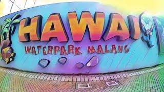 Short Trip #3 - Gelombang Tsunami Terbesar di INDONESIA hanya di Hawai Waterpark Malang