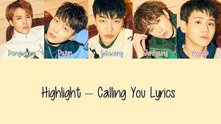 Video Highlight - Calling You [Hang, Rom & Eng Lyrics] MP3, 3GP, MP4, WEBM, AVI, FLV Juli 2018