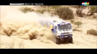 Ciężarówki to prawdziwi pogromcy Dakaru