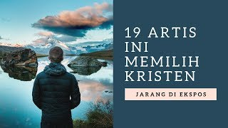 Video 19 Artis Yang Pindah Ke Agama Kristen  (Mengejutkan) MP3, 3GP, MP4, WEBM, AVI, FLV September 2019