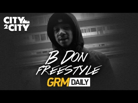 #City2City: B Don Freestyle [@Bdon237]