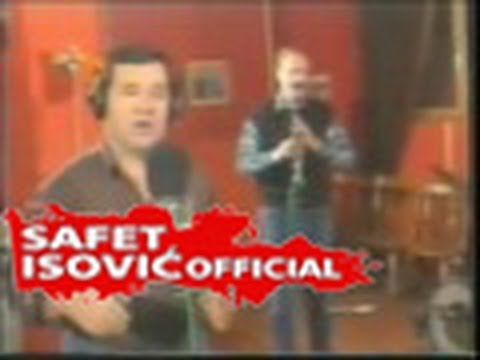 Safet Isovic - Moj dilbere - (Official video 1988)