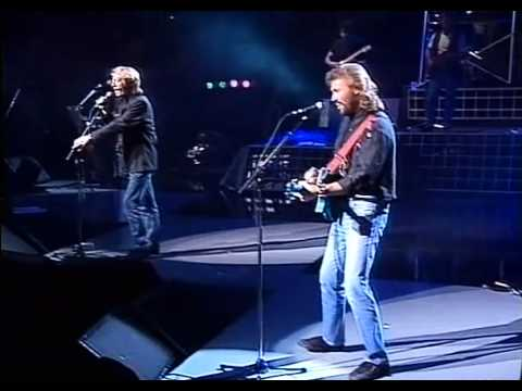 Bee Gees - To Love Somebody - One For All Live - Original dvd audio, 1989